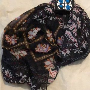 Accessories - NWT Sheer infinity scarf